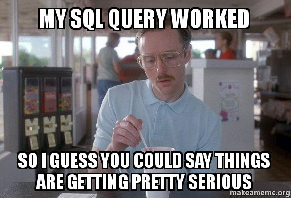 SQL Query Worked